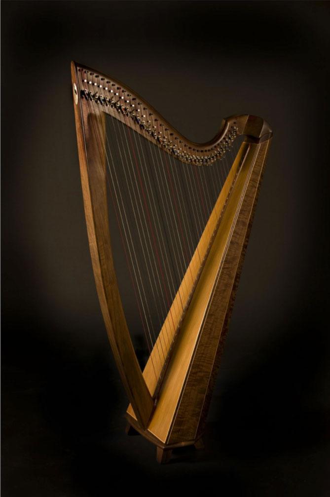 Harp Profile